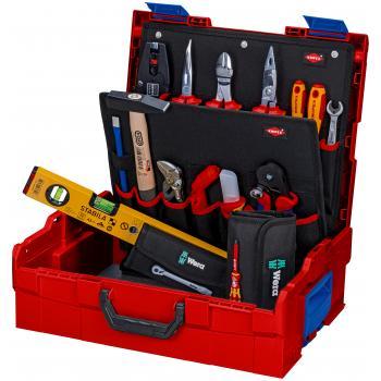 Valise à outils L-BOXX® Électro avec 63 outils