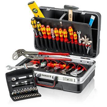 Mallette à outils « Vision27 » Plomberie avec 52 outils