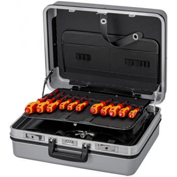 Mallette à outils « Focus » Électro avec 23 outils