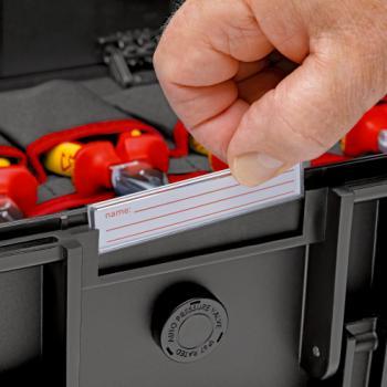 Mallette à outils « Robust45 » Électro avec 63 outils