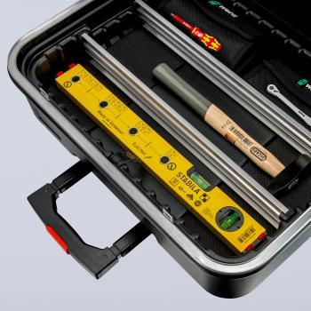 Mallette à outils « BIG Twin-Move » Électro avec 63 outils