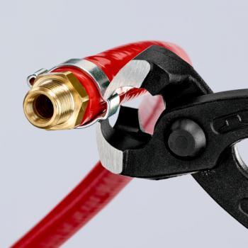 Pince pour colliers de serrage à oreilles