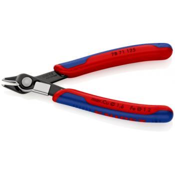 Pince coupante de précision Super Knips® à tête étroite brunie