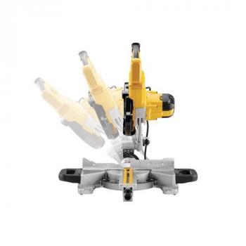 Scie à onglets radiale 1300W - DWS773-QS