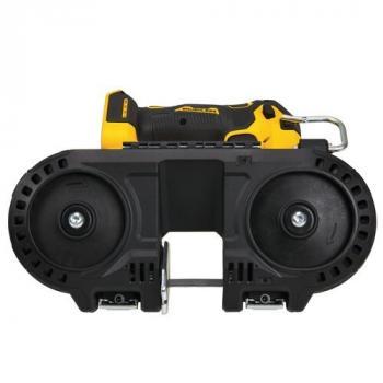 Scie à ruban ultra compact XR 18V Brushless - sans batterie ni chargeur - en coffret TSTAK - DCS377NT-XJ
