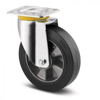 Roulette pivotante de manutention lourde sur roulements à billes - Zeta 4680 IEP