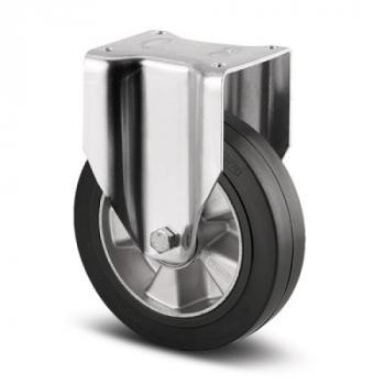 Roulette fixe de manutention lourde sur roulements à billes - Zeta 4688 IEP