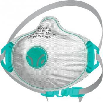Demi-masque jetable coqué FFP3 ZERO32
