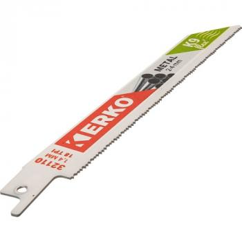 Lames de scies sabres métaux K9, 150 mm