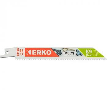 Lames de scies sabres flexibles multiusages K9