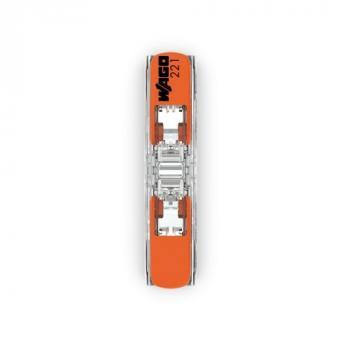 Borne de connexion universelle pour fils souples et rigides type 221 Inline