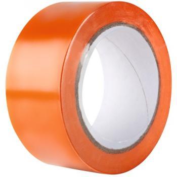 Adhésif multi-usages PVC orange plastifié 6993
