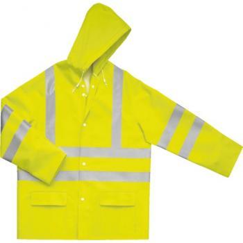 Vestes de pluie haute visibilité