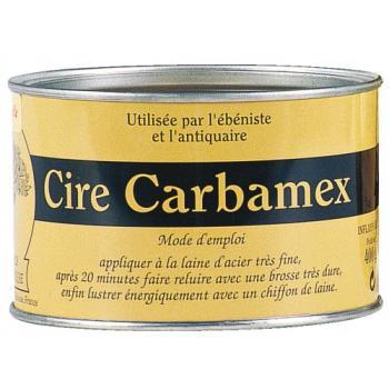 Cires pâte Carbamex
