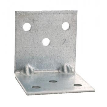 Équerres d'assemblages EA 2 mm acier galvanisé