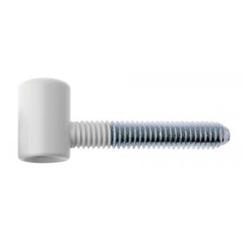 Fiches femelles menuiserie PVC pour fiches Ø 13 mm - P09