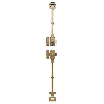 Paires de verrous à cylindre double de sûreté haut et bas VÉGA 502 220