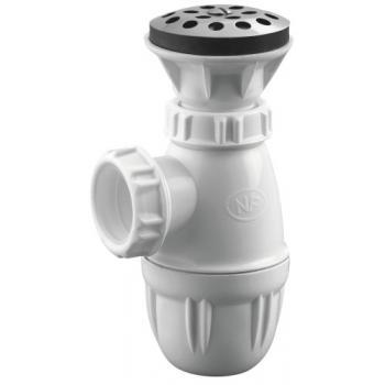 Kit siphon et bonde d'urinoir