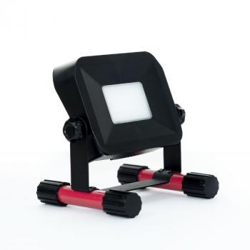 Projecteur LED de chantier rechargeable