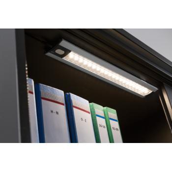 Réglette de placard LED TriX à interrupteur tactile