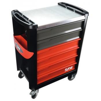 Servante d'atelier 6 tiroirs - SERVI-630N