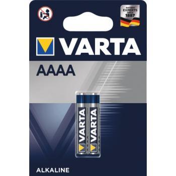 Piles pour appareils photo et électroniques Varta