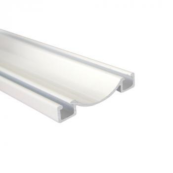 Rail bas pour portes coulissantes de meubles Palma