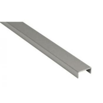 Profil U de bas de portes coulissantes de meubles Palma
