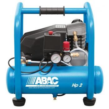 Compresseur d'air à piston 9 litres 2,5 CV - Pro Start Rollcage L25P