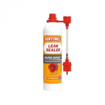 Aérosol produit d'étanchéité et colmatage de micro-fuites Leak Sealer Rapid-Dose
