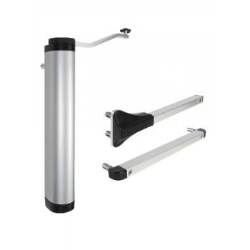 Ferme-portail pose verticale - type Verticlose 2 pour portail métallique