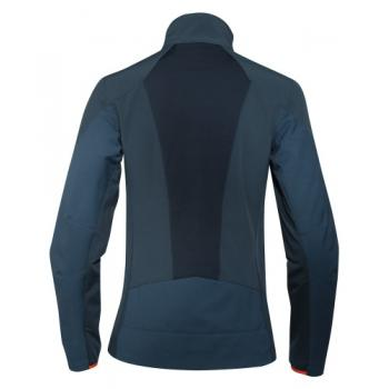 Veste softshell pour femme, hydrofuge et respirante, bleue nuit, suXXeed