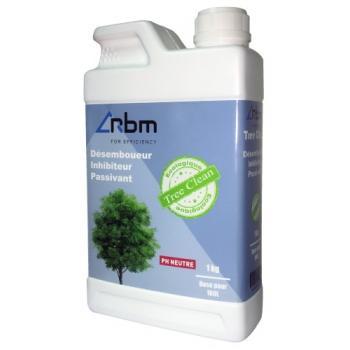 Additif multifonctions pour traitement des réseaux de chauffage Treen clean