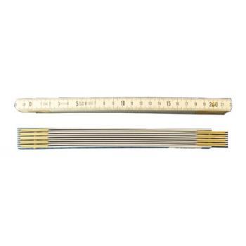 Mesure pliante aluminium - 61