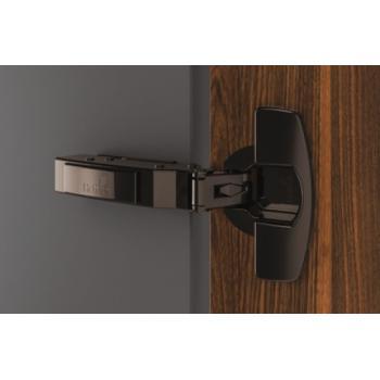 Charnières Sensys amorties Obsidien - 110° - 8645i