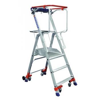 Plates-formes individuelles hauteur de travail fixe Wheelys