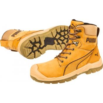 Chaussures SCUFF CAPS CONQUEST S3 HRO SRC