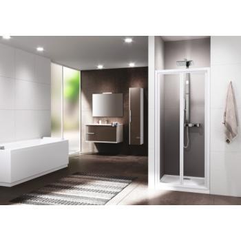 Porte de douche pliante Riviera 2.0 S