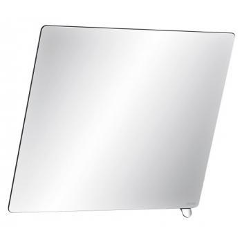 Miroir de toilette 500 x 600 mm inclinable avec poignée