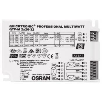 Ballast électronique Quicktronic Multiwatt