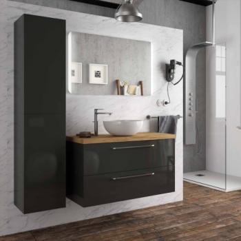 Vasque à poser Ultra-fine Séduction Ø 39 cm