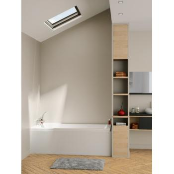 Combiné baignoire à porte - douche Duo Design 3