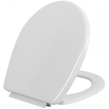 Abattant WC thermodur double à frein de chute Meaban Silence