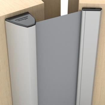 Anti pince-doigts en fibre synthétique coupe-feu NR-32
