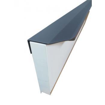 Poignées profil en aluminium 653