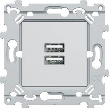 Prise double chargeur USB Essensya