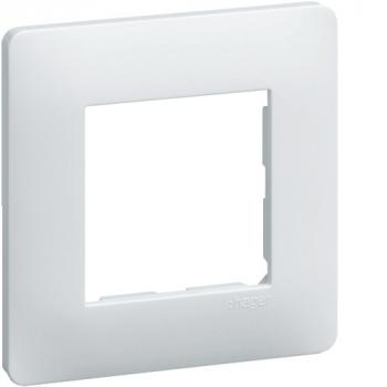 Plaque blanche Essensya