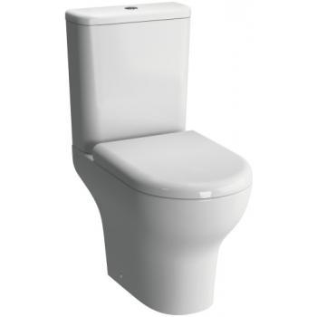 Pack WC au sol Quemenes 2 avec abattant frein de chute
