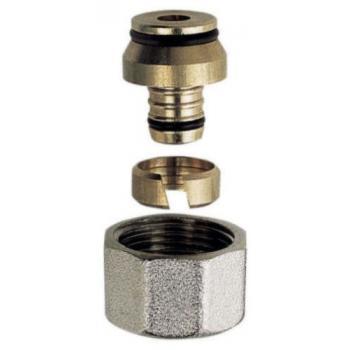 Adaptateur à compression pour tube multicouche 224