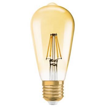 Lampe LED ST64 edison 1906 E27